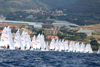 2016 420 Worlds Titles Sanremo Day 5 we have Wind !